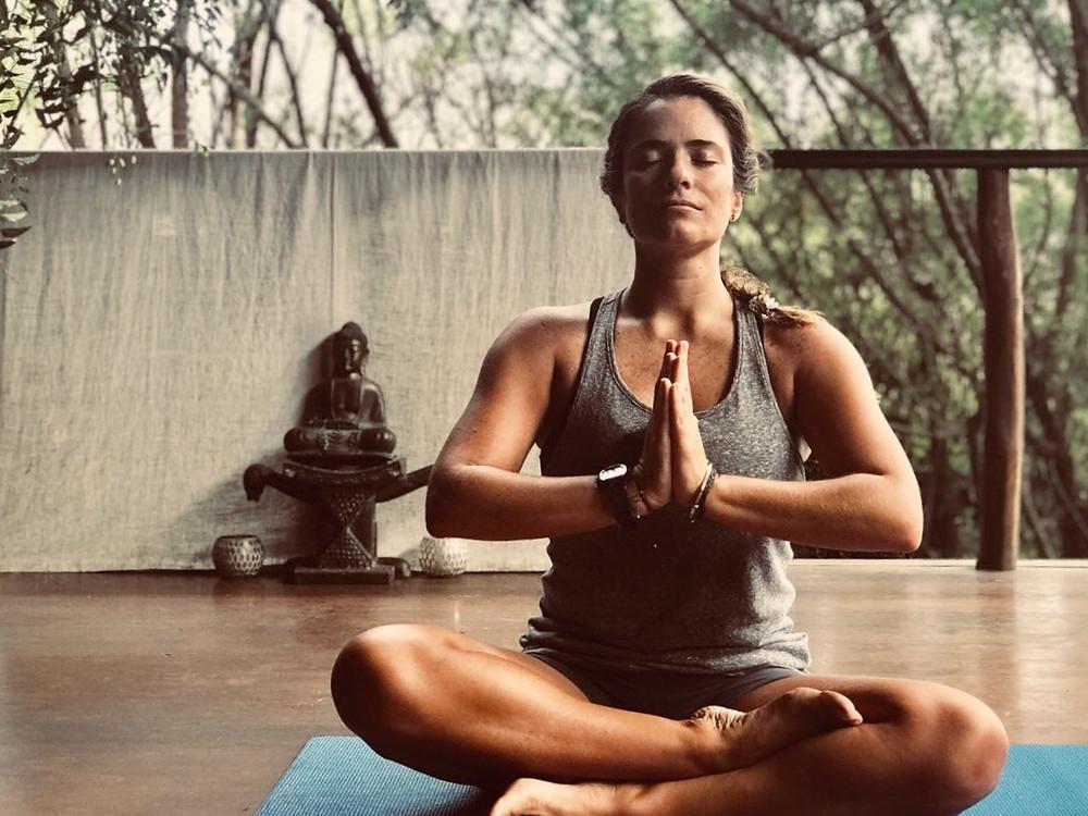 En Máncora se encuentran muchos lugares para hacer Yoga pero ninguno como este