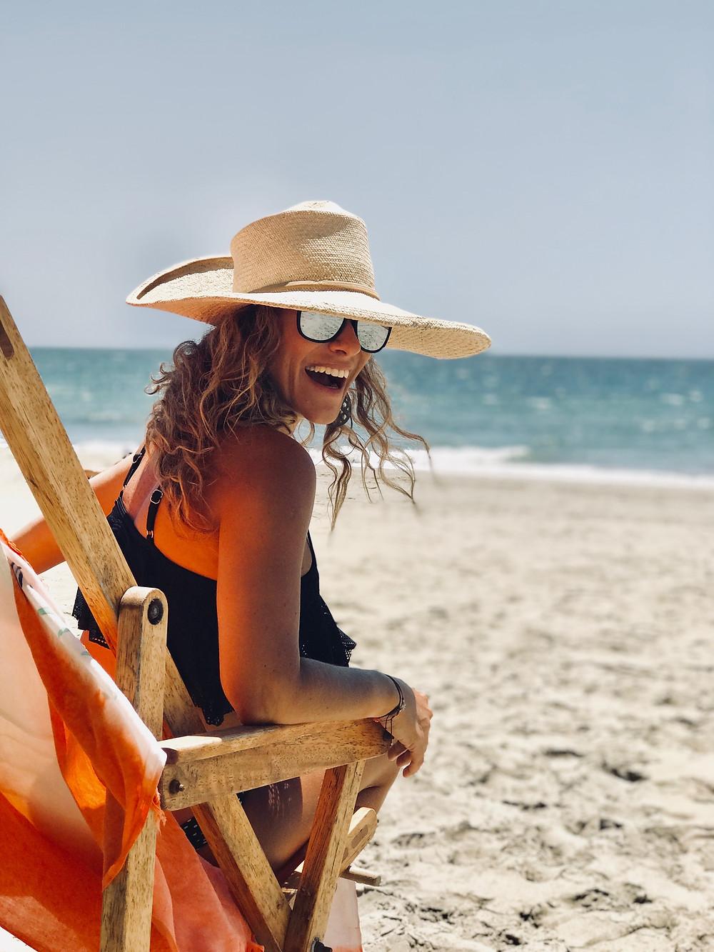 dia de playa en Mancora