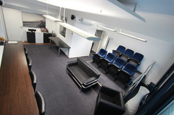 Both viewing rooms...