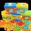 Thumbnail: קוביות חנוכה עם מטבעות שוקולד- מסדרת חנוקומיקס