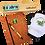 Thumbnail: GO GREEN מארז משרדי אישי - סדרת