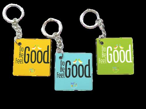 מחזיקי מפתחות - לעשות טוב - DO GOOD