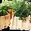 Thumbnail: עציצי תבלין בקופסת עץ