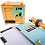 Thumbnail: קופסת מוצרים משרדיים - עם שם