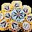 Thumbnail: סביבון ומטבעות שוקולד- פינגווין ברשת
