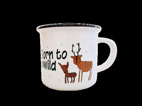 ספלים באווירת טבע - Born to be wild