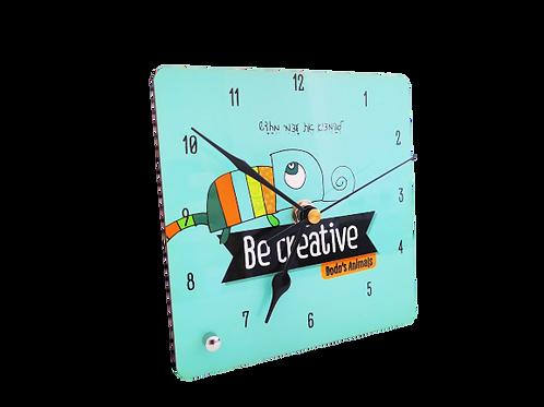 שעוני קיר ושעונים שולחניים -  BE CREATIVE סדרת