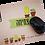 Thumbnail: פד לעכבר - עם מסרים ומבחר עיצובים