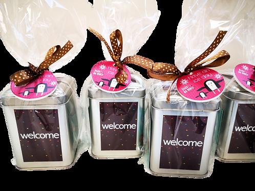 מארז שוקולד ברכה - מתנות לעובדים ליום הולדת וארועים