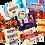 Thumbnail: מארז משלוח מנות בקופסה- ינשוף גדול