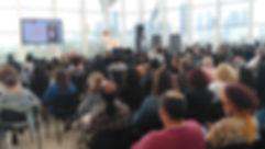 הרצאה בנושא קבלת השונה