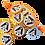 Thumbnail: מטבעות שוקולד- פינגווין ברשת
