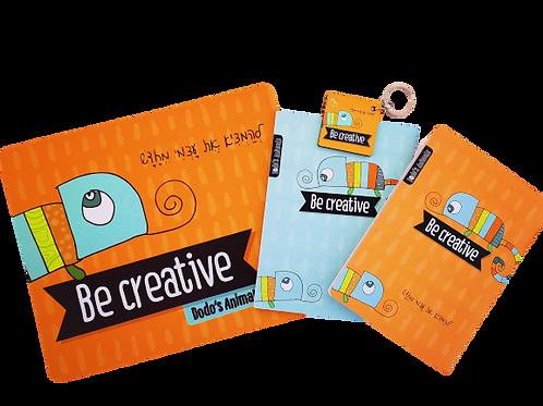 Be Creative -סט מתנה