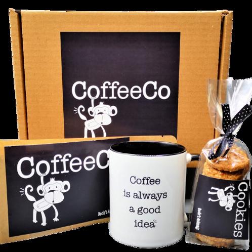 מארז הפסקת קפה - CoffeeCo