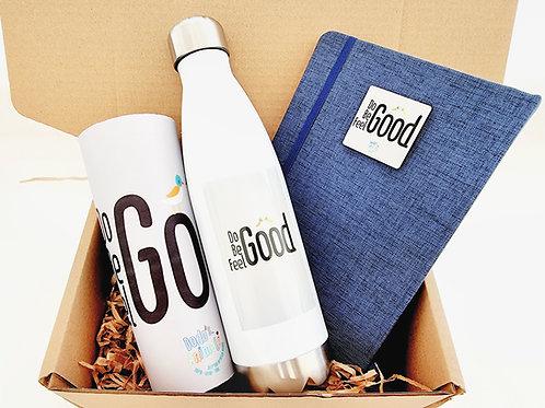 טוב- מארז מתנה עם בקבוק אקולוגי