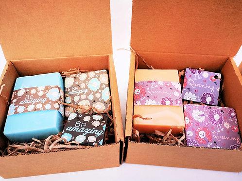 סט מתנה בקופסה -אישי ונשי
