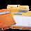 Thumbnail: מארז מתנה- לוח תכנון, מחברת, מעמד שולחני - עם מסר של הוקרה לצוות החינוכי