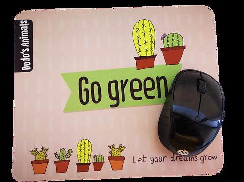 פד לעכבר - GO GREEN /צמיחה