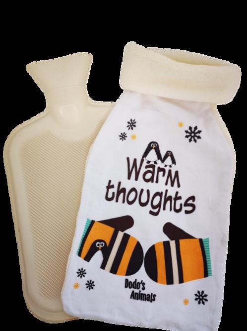 Warm thoughts-בקבוק חם ומפנק