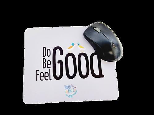 פד לעכבר עם מסר טוב