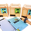 Thumbnail: קופסת מוצרים משרדיים - עם שם העובד