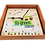 Thumbnail: שעון שולחני - קקטוסים -  GO GREEN סדרת