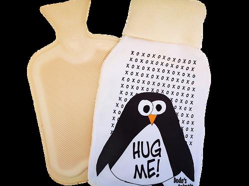 בקבוק חם ומפנק  - דגם פינגווין