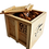 Thumbnail: קונטיינר עץ עם אגוזים ומפצח פטרייה