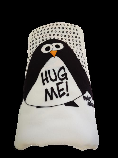 כרבולית מפנקת  - דגם פינגווין