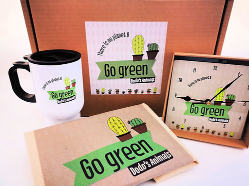 GO GREEN מגוון מארזים מסדרת