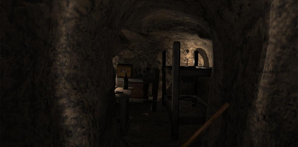 Visualizing History: Tunnels of Vauquois