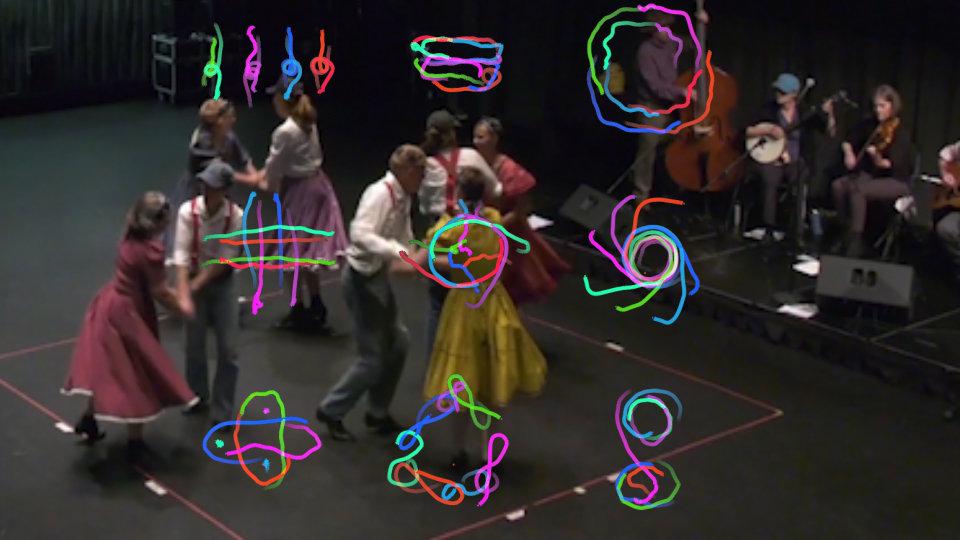 Square Dance Cubed
