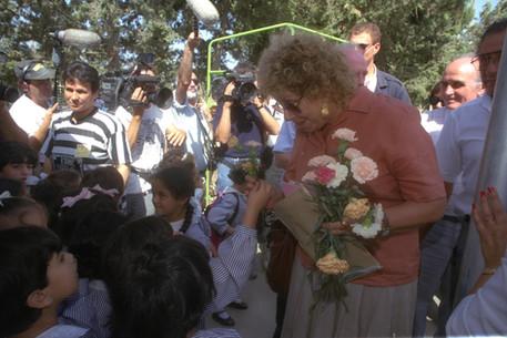 פתיחת שנת הלימודים בשועפט 1992 קרדיט זי