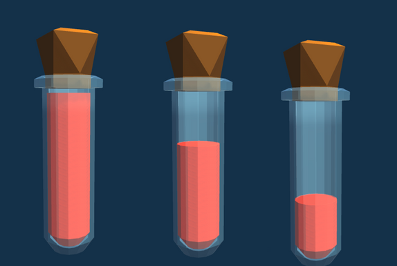 Lowpoly Potionpack