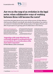 Legal Business Magazine