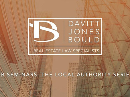 Disposal of development land: key legal considerations for local authorities