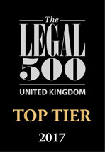 DJB Recognised in The Legal 500 Rankings