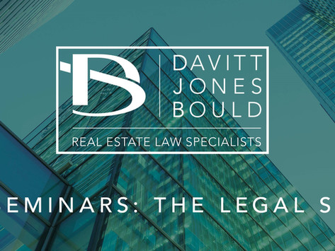Commercial Leases Update for Property Professionals