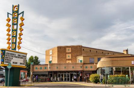 Garland Theatre, 2019