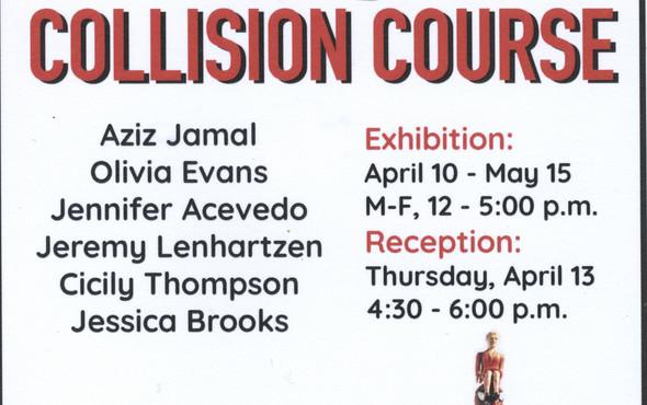 Collision Course flyer