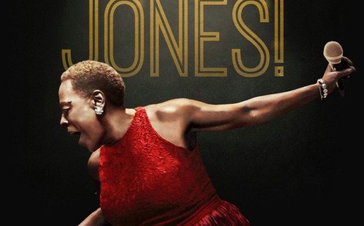 Miss Sharon Jones film poster