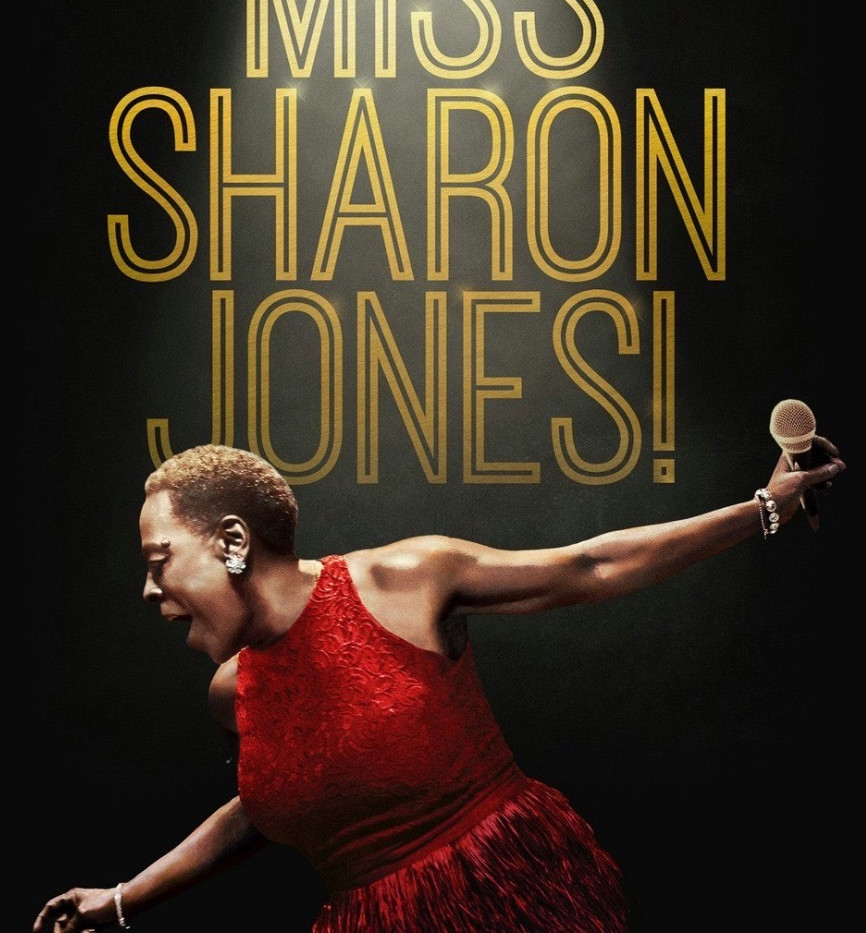 Miss Sharon Jones film poster