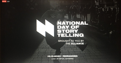 National Day of Storytelling