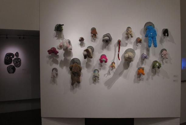 (Wall piece) By: Aziz Jamal