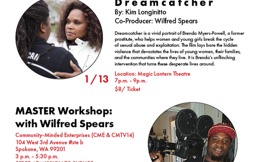 Dreamcatcher film flyer