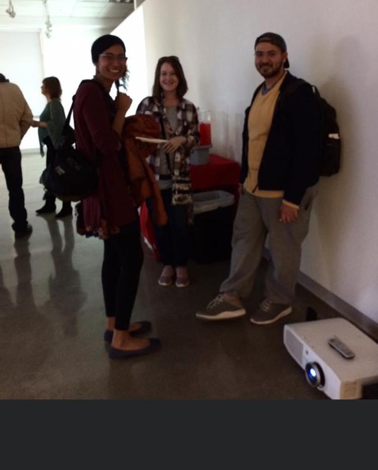 Olivia Evans, Jessica Brooks, & Aziz Jamal