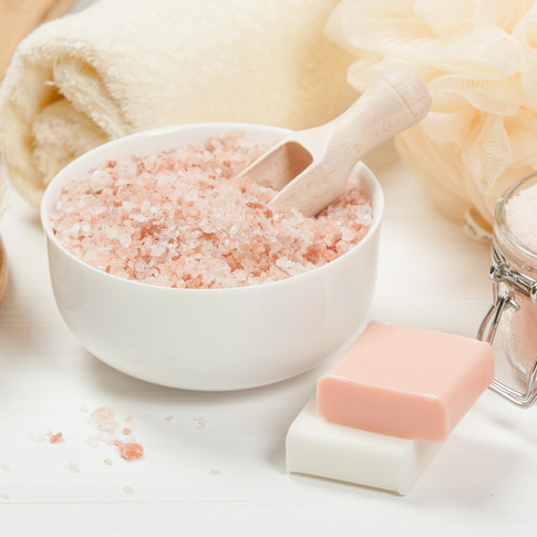 Sea Salt & Sugar Scrubs
