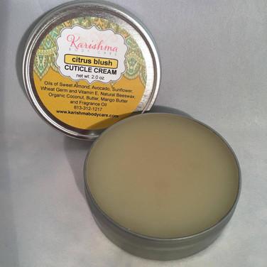 Cuticle Creams