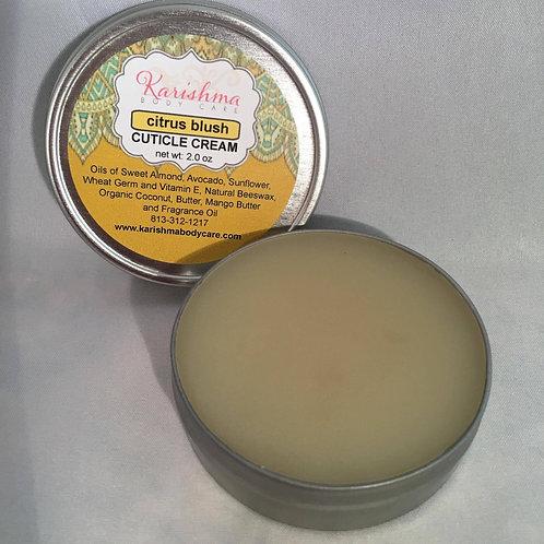 Citrus Blush Mango Cuticle Cream