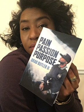 BOOK REVIEW: Pain , Passion, Purpose by Brad Butler II